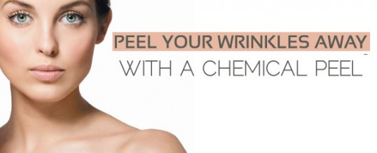 Acne Chemical Peel Procedure