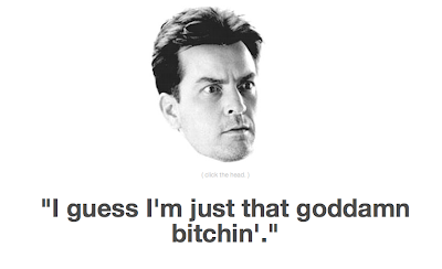 if it s hip it s here archives the charlie sheen random quote