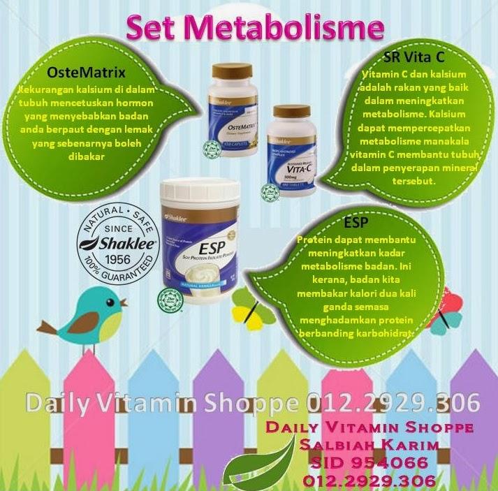 cara meningkatkan metabolisme