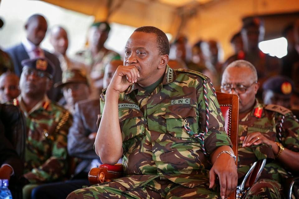 ... unit pscu show him wearing the military jungle green uniform