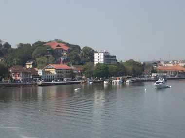 Panjim by the River Mandovi