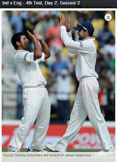 Piyush-Chawla-Virat-Kohli-IND-V-ENG-4th-TEST-DAY-2