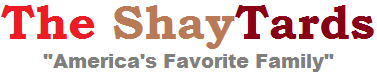 ShaytardsFan.com: Shaytards and Shaycarl blog