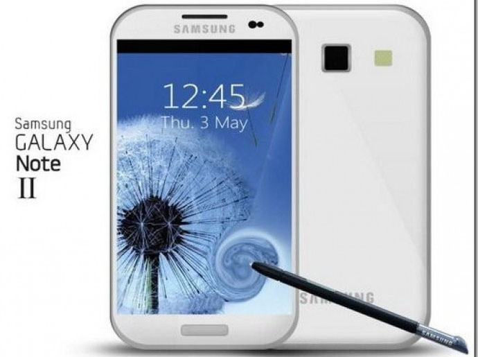 Samsung Galaxy Note 2 With Quad Core Processors Will Be Coming Soon