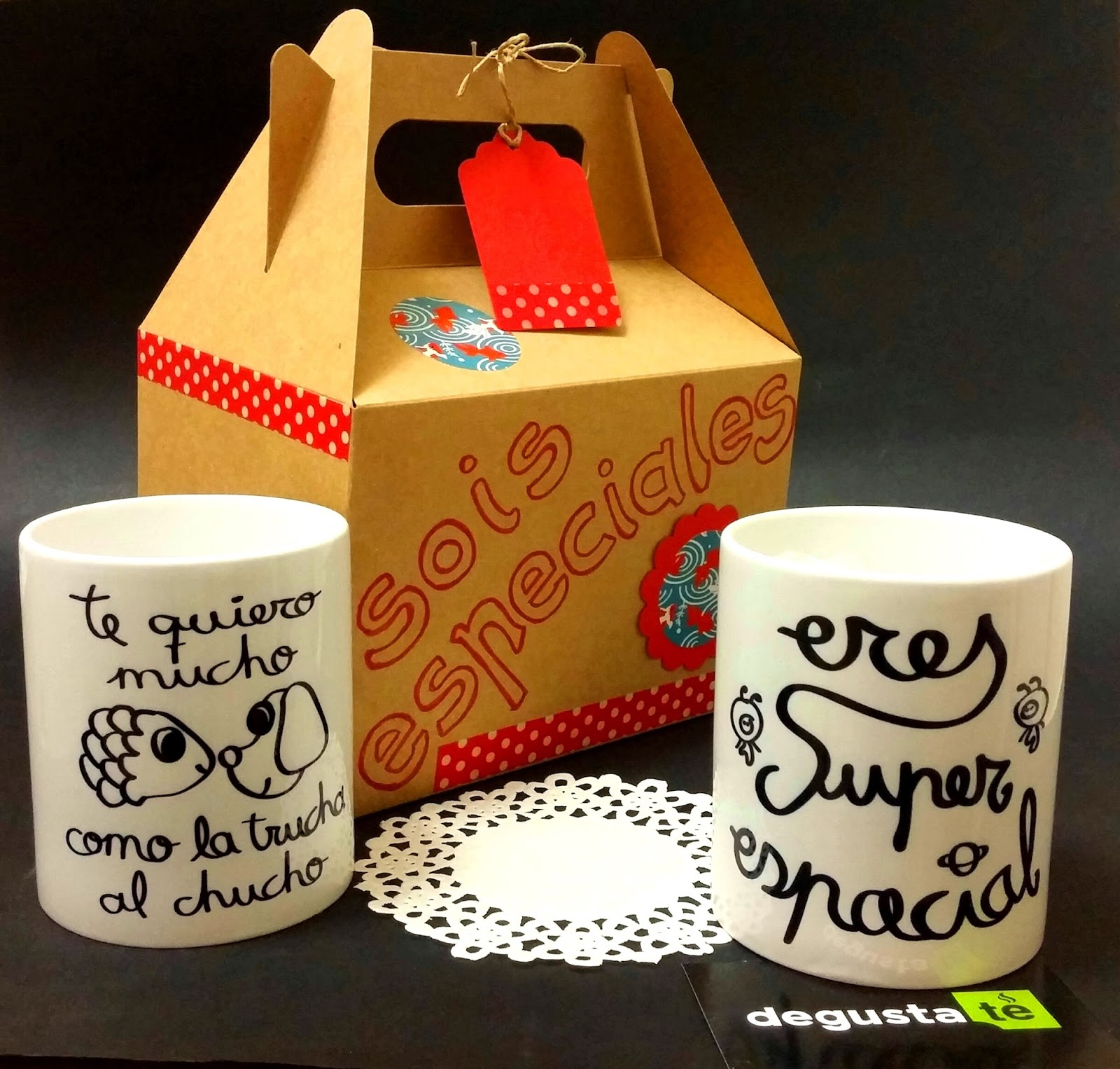 Club degustat tazas personalizables y tazas para parejas - Regalos parejas originales ...