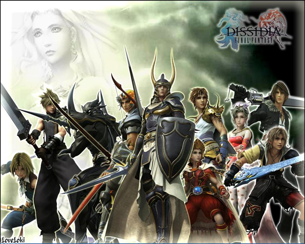 Final Fantasy HD & Widescreen Wallpaper 0.633087548608827