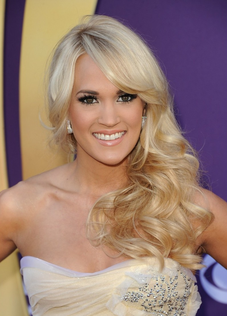 Carrie Underwood Makeup Lush Fab Glam B...