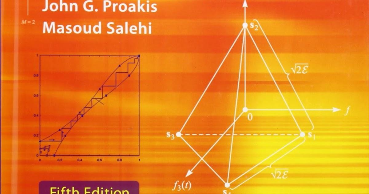 Communication Systems Engineering Proakis Pdf