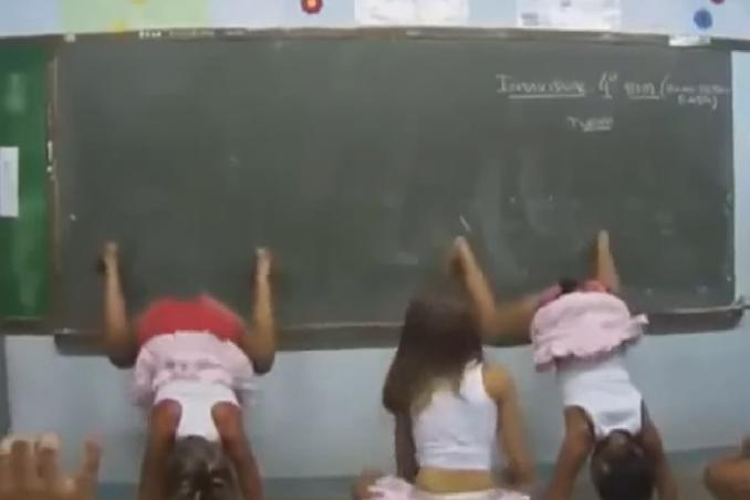 Meninas DÃ Fank De Sainha видео ::