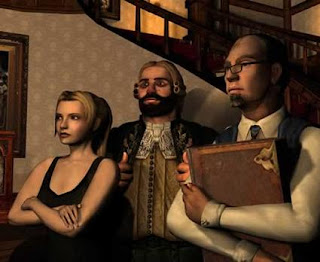 The Roivas Family in Eternal Darkness