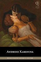 Book cover of Android Karenina by Leo Tolstoy and Ben H. Winters