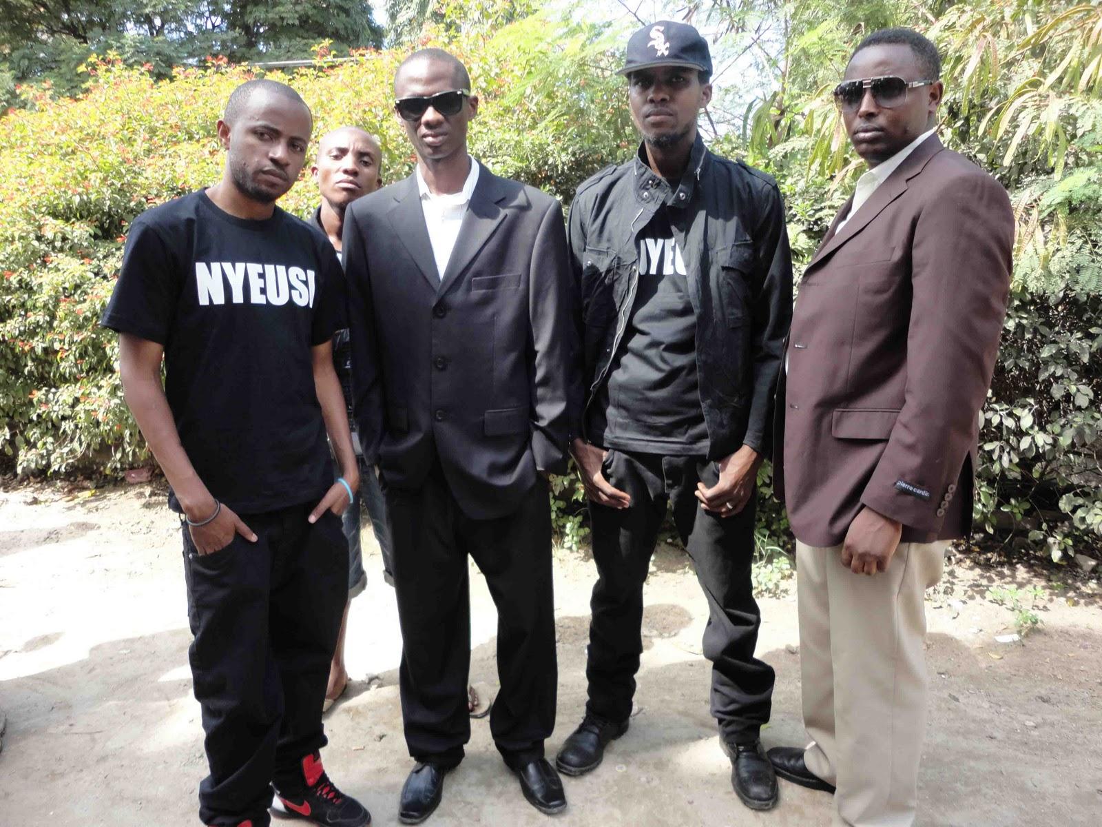 Nyuma ya Pazia (Song Byebye-Joh Makini ft G nakoon Sunday 2/10/2011)