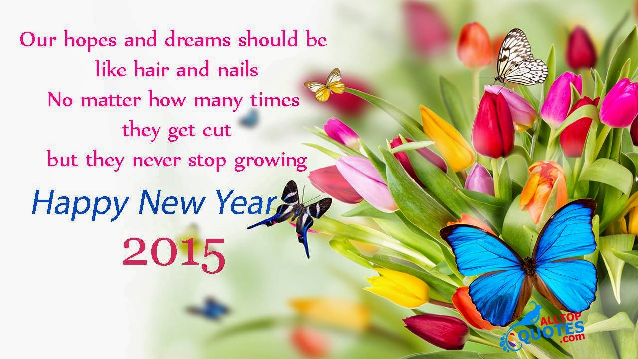 Attractive New Year Sms Messages In English Vignette - Christmas ...