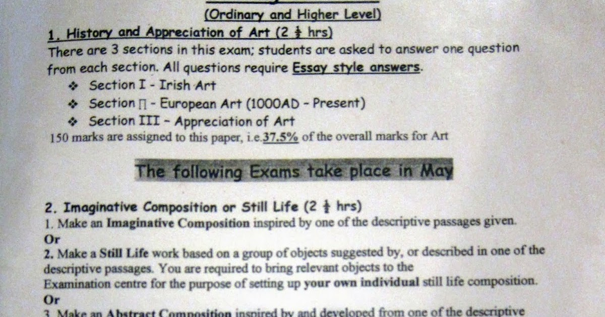 The Test Paper Appreciating Your <a href=