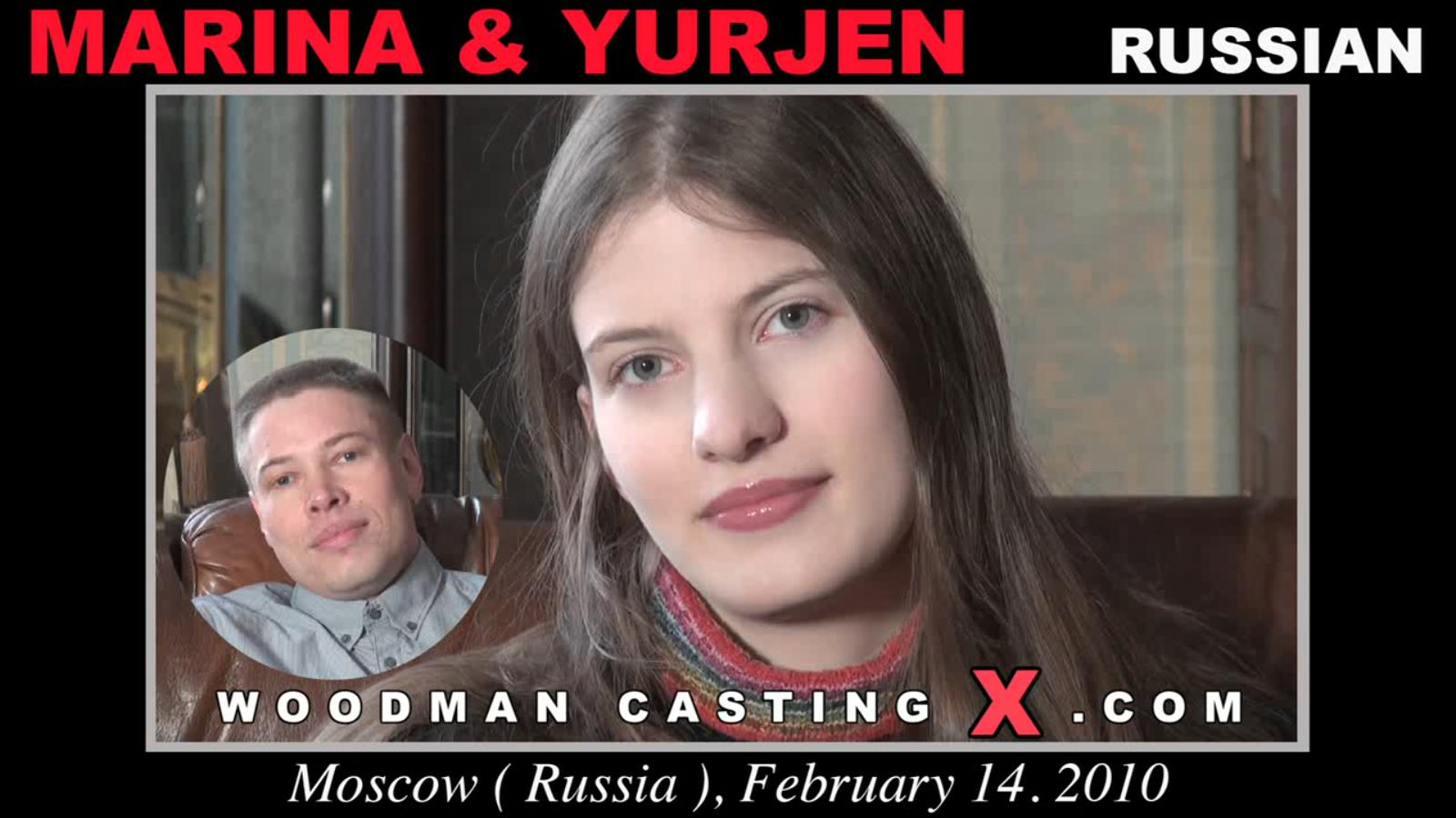 woodman casting x - marina & yurjen | textoscivit
