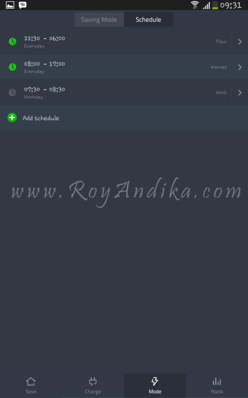 Optimasi RAM dan Baterai Pada Android Non Root