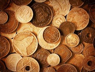 Uang Logam Emas