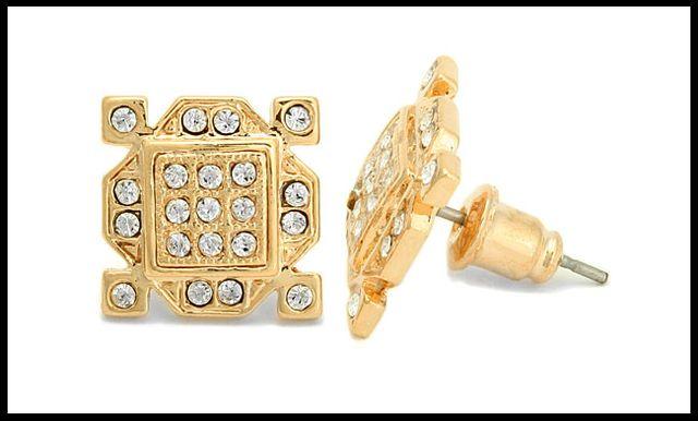 Earrings for Men from KingIce.com