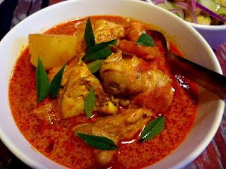 Resep Kari Ayam Istimewa