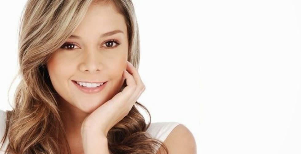 bello rostro de Alejandra Buitrago