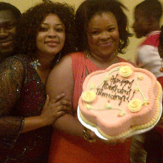 dayo amusan party bash
