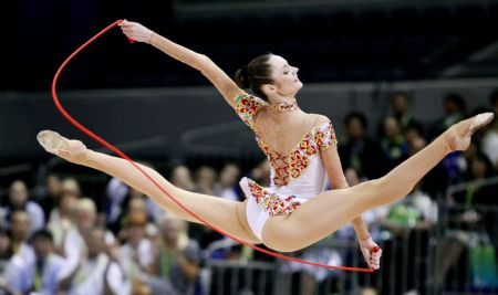Rhythmic Girls: About Rhythmic Gymnastics !