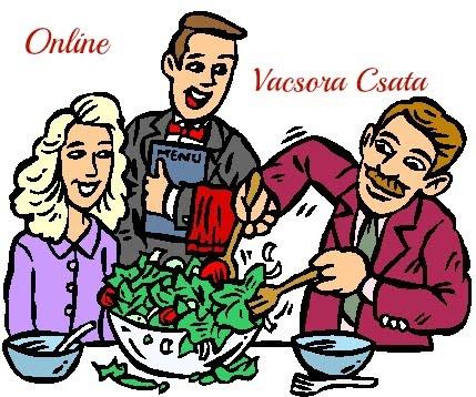 Online Vacsora Csata játék