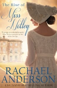 The Rise of Miss Notley / Giveaway