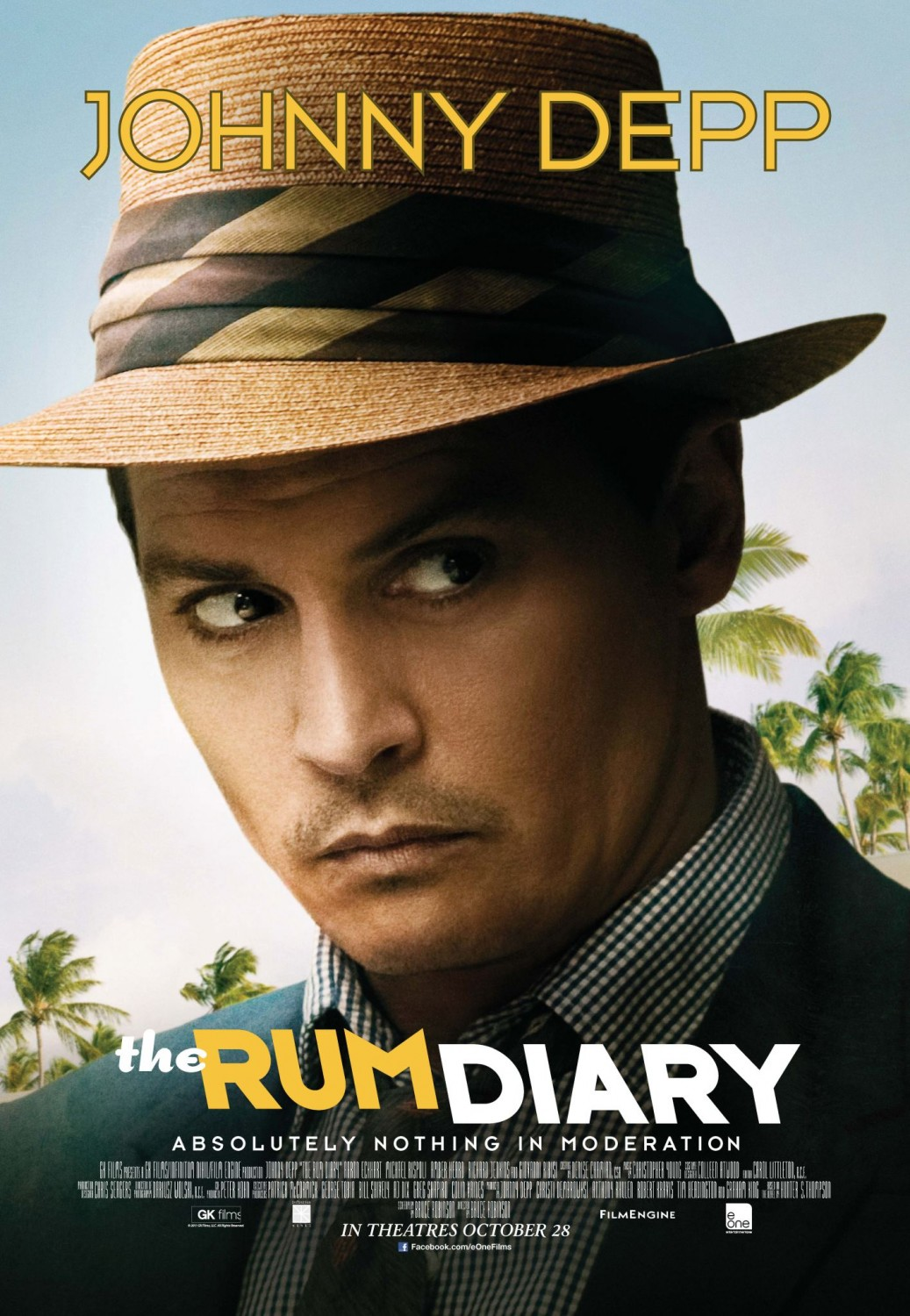 The Rum Diary (2011) (Albanian Subtitles)