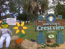 Downtown Crestview FL