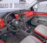 Volkswagen Up Red