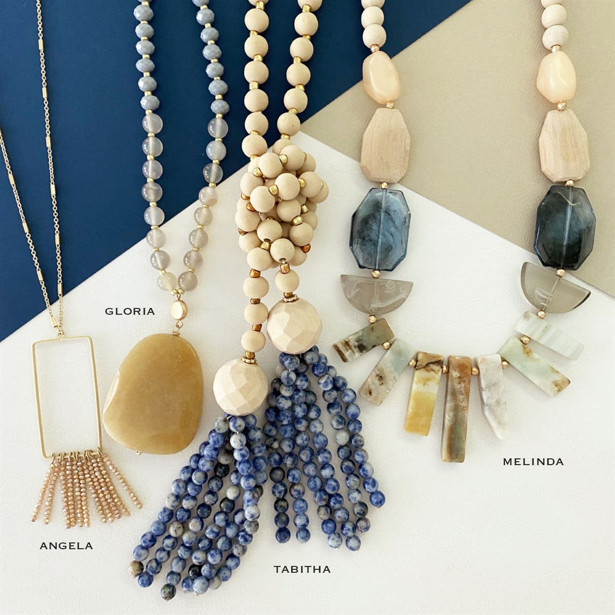 Melrose Necklace Collection