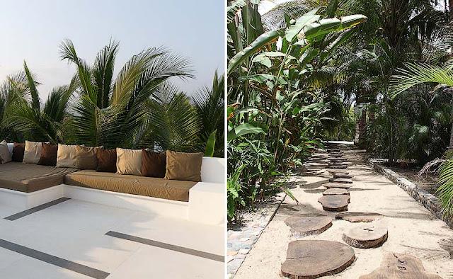 Casa Inspiración una villa de lujo frente al mar en México chic and deco