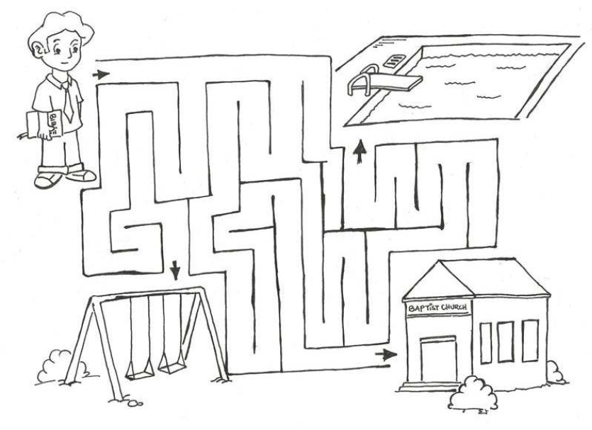 childrens church coloring pages - photo#3