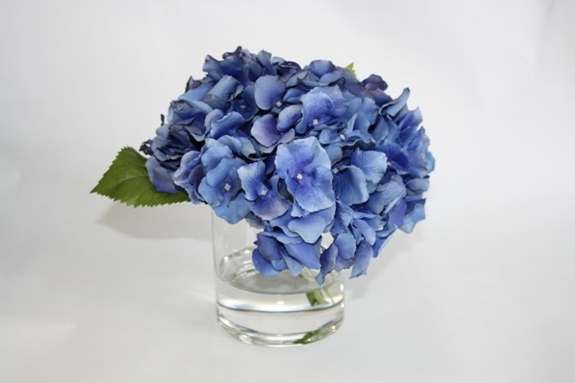 The wedding heaven hydrangea centerpiece rm only
