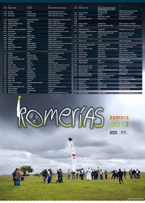 calendario de romerías por la provincia de zamora