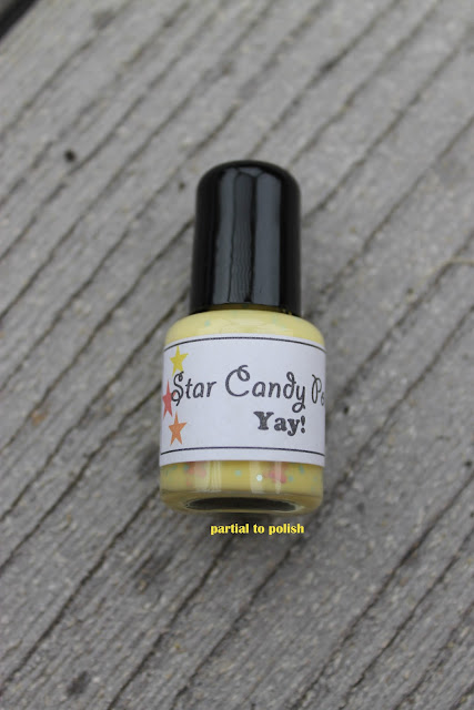 Star Candy Polish Yay!