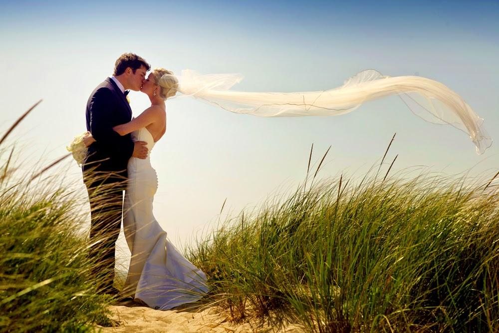 Modern Nantucket Wedding