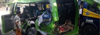 nama korban kecelakaan travel rahayu di tol sadang