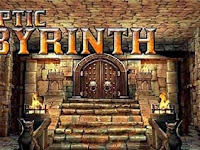 Cryptic Labyrinth Apk v1.2