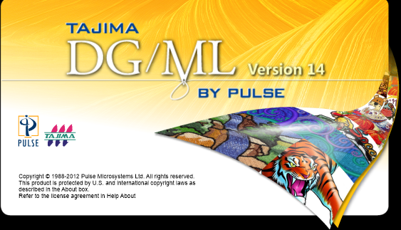Tajima DG/ML By Pulse v14.1.2.5371 PC Cover Caratula