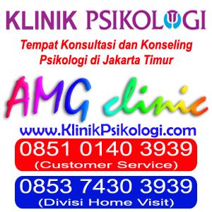 Tempat Konsultasi dan Konseling Psikologi di Jakarta Timur