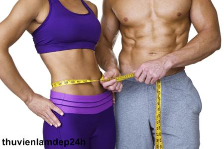 Bài tập giảm cân 2 người