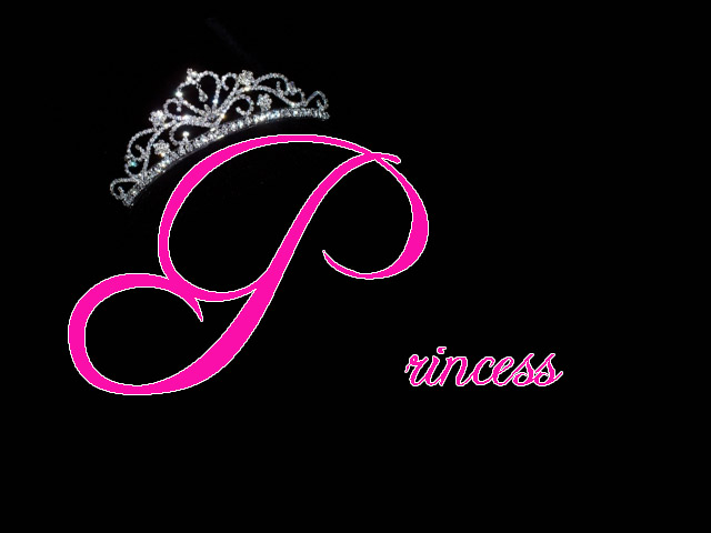 disney princess pink logo