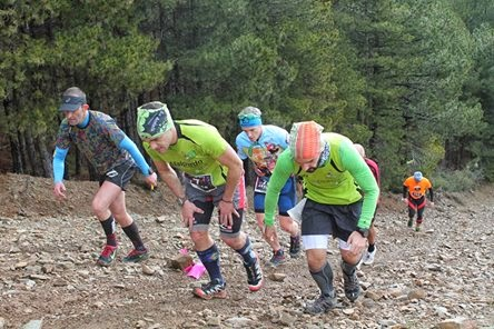 Patones Xtrem 2015. Trail Running