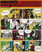 desene benzi desenate aghiotantii marelui spartacus ofelia dumitrescu cutezatorii comics romania