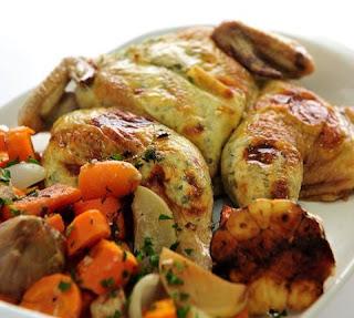 دجاج بحشو جبن الريكوتا الشيف أسامة السيد- دجاج محشى فى الفرن - دجاج مشوى - وصفات الدجاج للشيف أسامة السيد -