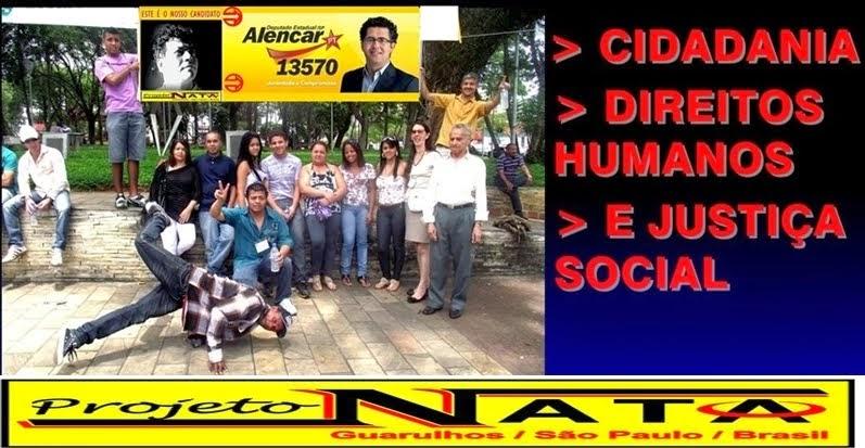 NATAN de GUARULHOS - Jornalista