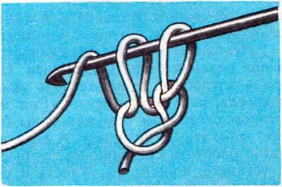 Как подобрать номер крючка для вязания?