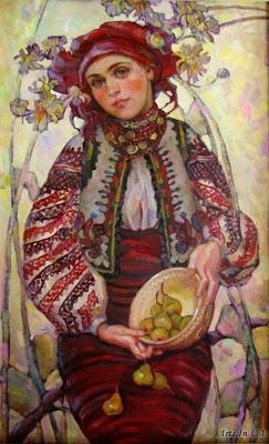 Ксенія Дацюк, Гуцульська осінь